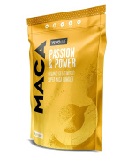 Vivo Life Organic Gelatinised Maca Powder | Balance Hormones | Boost Energy | Improve Mood