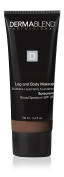 Dermablend - Leg and Body Makeup Buildable Liquid Body Foundation SPF 25 Deep Golden 70W