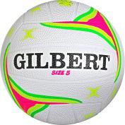 Gilbert APT Netball Sports Outdoor Match Playing Training Ball Size 4-5