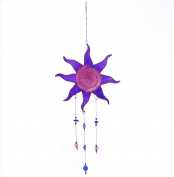 Jones Home and Gift Sun Catcher, Purple