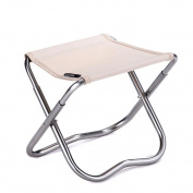 PRIDE S Outdoor Folding Stool Portable Aluminium Alloy Small Horse Bar Casual Small Stool Sketches Of Folding Chairs
