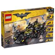 "LEGO UK 180130cm The Ultimate Batmobile"" Construction Toy"