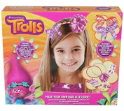 Trolls Poppy Hair Accesories Create Your Headband Bows Hair Band Flower Embellishment
