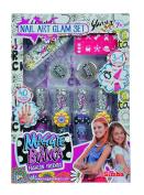 "Simba 277553570cm Maggie and Bianca Fashion Friends - Nail Art Glam"" Manicure Set"