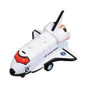 Daron Space Shuttle Discovery Pull Back Toy