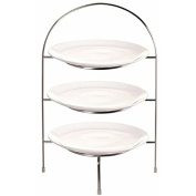 Catering Appliance Superstore CL571 Afternoon Tea Stand for Plates Up To 210 mm
