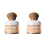 L'Oreal Paris Cosmetics True Match Naturale Foundation, Light Ivory, 2 Count