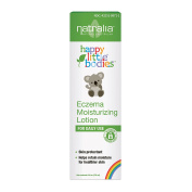Natralia Happy Little Bodies Eczema Moisturising Lotion, 6 Fluid Ounce
