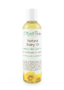 Organic Baby Oil with Calendula, Sunflower and Lavender Essential Oil for Sensitive Skin