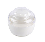 Baby Infant Kids Powder Puff Kit Soft Face Body Powder Puff Villus Sponge Case Box Cosmetic Makeup Container