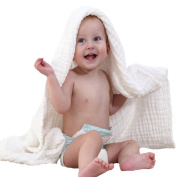 Super Absorbent Towel, Muslin Cotton Baby Bath Towels, Cotton Baby Washcloths Also for Baby Blanket