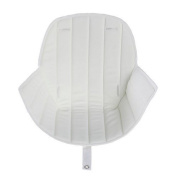 Micuna OVO Fabric Upholstery, White