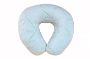Comfortable Bamboo Nursing Pillow for Mom and Baby by All American Collection, New Portable, Soft and Light