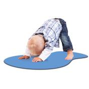Woombie Yoga Mats, Blue, 0-4 Years