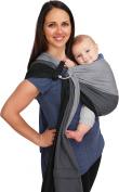 Maya Wrap ComfortFit Ring Sling & Baby Carrier - Asher - Medium