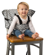 Cosy Cover Easy Seat – Portable Travel High Chair and Safety Seat for Infants and Toddlers