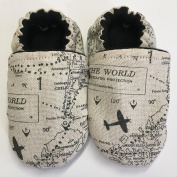 Soft Baby Shoes (12-18 months)