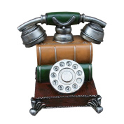 Coostyle Piggy Bank Telephone Saving Bank - for Kids and Adults
