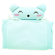 Baby Pillow Organic Cotton Protective With Cover Boppy Newborn Anti Flat Head Little Sleepy Head Toddler Baby Shower Gift