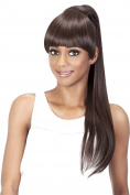 Vivica A Fox Hair Collection BP-Loui Bang N Pony Yaki Texture New Futura Fibre, Colour 1, 200ml