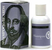 The Notable Series by Beardsley – William Shakespeare - Ultra Shampoo for Beards, Wild Berry 120ml