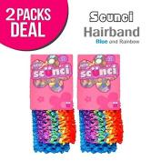 Scunci Hair Band, Fashion Hair Band Choose Your Colour!