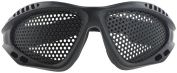 Airsoft magic Metal Mesh Eye Protection Glasses for Airsoft - Black