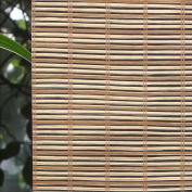 Window Film Bamboo Static Decorative Privacy Window Films for Glass Non-adhesive Anti Uv