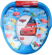 Disney Cars Kid Soft Toilet Training Seat Cover