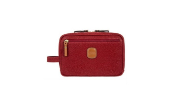 Bric's Toiletry Bag red red