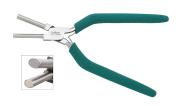 Wubbers Medium Oval Jewellery Jump Ring Making Wire Bending Bezel Forming Pliers