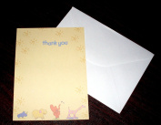 Baby Thankyou Thank You Cards - Real Love, Sketches By John Lennon