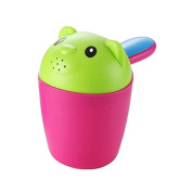 She-love Baby Wash Hair Water Scoop Bath Nozzle Shampoo Rinse Cup