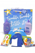 Twinkle Twinkle Little Star Baby Magic Calming Gift Set Bundle of 7 Items
