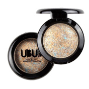 Hometom UBUB Single Baked Eye Shadow Powder Palette Shimmer Metallic Eyeshadow Palette