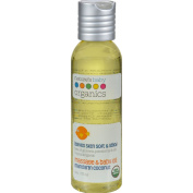 Nature's Baby Organics Baby Oil Mandarin Coconut - 120ml Toys Christmas Gift