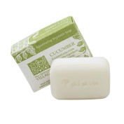 Naturally Scented Palm Oil Soap Bar 'Cucumber Soap'