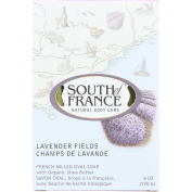 South Of France Soap Bar Lavender Fields