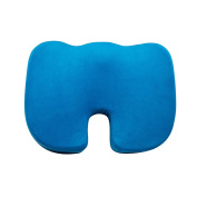 Denshine Memory Foam Chair Seat Cushion/Buttock Pad Gifts To Family Members