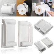 Ularma Magnetic Paper Towel Holders Kitchen Bathroom Paper Towel Rack Roll Holder