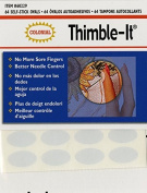 Colorbok Thimble-It Finger Pads, 64 Per Package by Colorbok