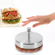 Stainless Steel Heavy Duty Stuffed Hamburger Meat Beef Press Mould Patty Maker Kitchen Tools