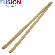 1 x CHINESE CHOPSTICKS WOODEN BAMBOO STIR FRY PARTY REUSABLE JAPANESE TRADITIONAL