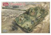 Panther II Prototype Design Plan - Amusing Hobby 35A012