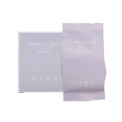 HERA UV Mist Cushion Cover 15g, SPF50+/PA++(Refill only), No. C23 Beige Cover