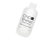 Shellac Power Polish Nourishing Remover Reduces dehydration of nails and surrounding skin