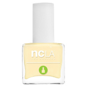 NCLA 7 Free Pressed Nail Lacquer Banana Almond Blonde Yellow