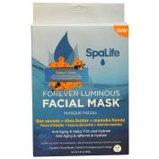 My Spa Life, Forever Luminous Facial Mask, 3 Facial Masks