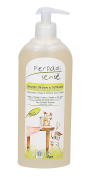 SENSE´ - Baby Dish Soap Sensitive - Natural & care-free cleaning - Perfume-free - Dermatologically tested - ICEA certified & cruelty-free - 500 ml