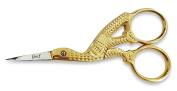 Graf Professional 8.9cm Inch Dressmaker's Tailor's Stainless Steel Stork Embroidery Scissors